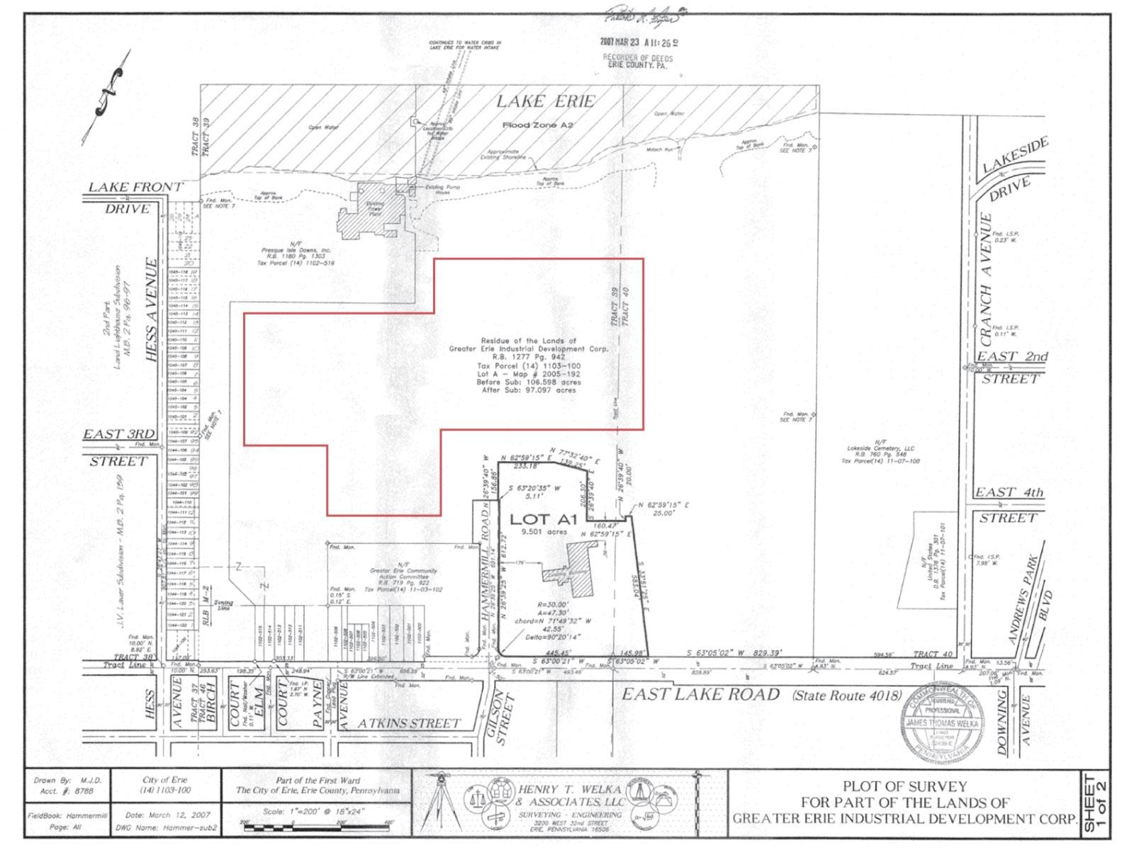 Floorplan or Survey Image