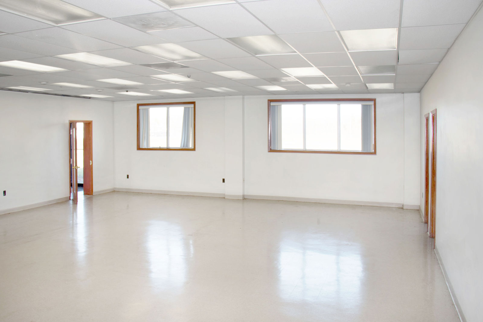 Project Office: Main Area